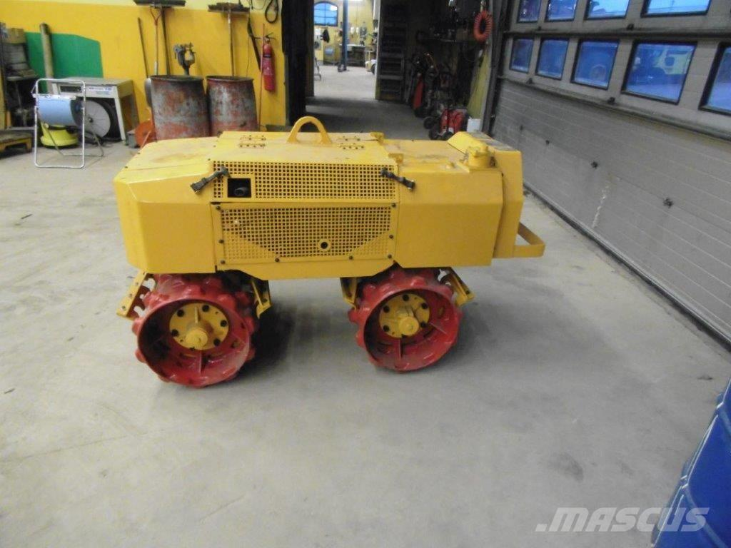 Wacker Lerpackningsvält WDH 86/110 1400 kg