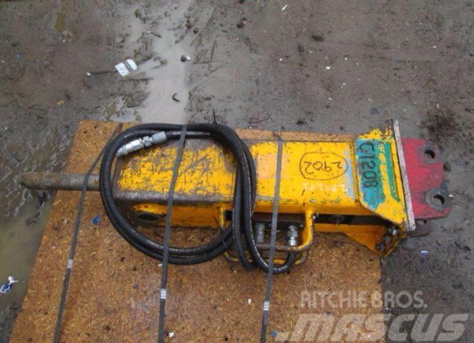 Arrowhead S 20 hydraulinen iskuvasara