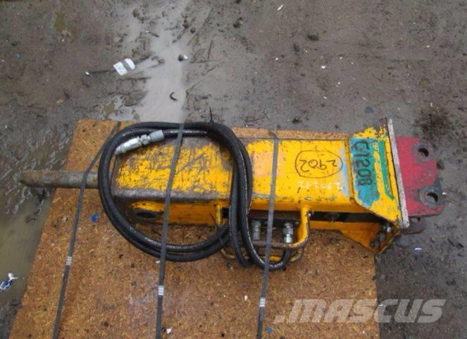Arrowhead S 20 hydraulinen iskuvasara (Q01)