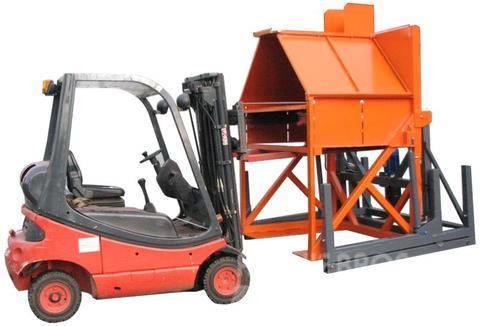 [Other] Prekucnik zabojev za viličar - Forklift attachment