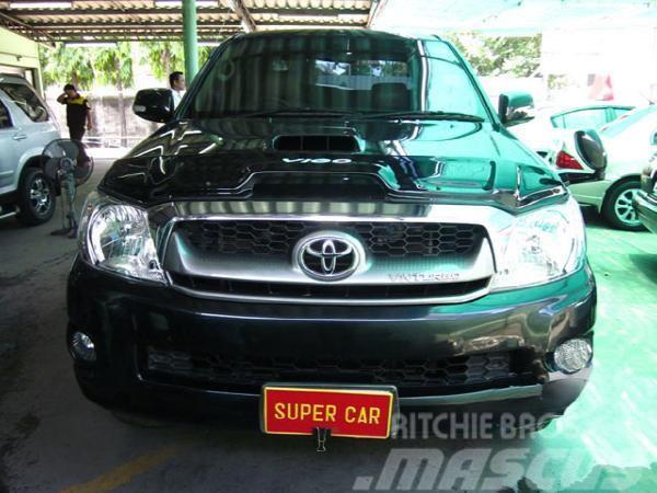Toyota VIGO D4D DOUBLE CAB 3.0 [G]