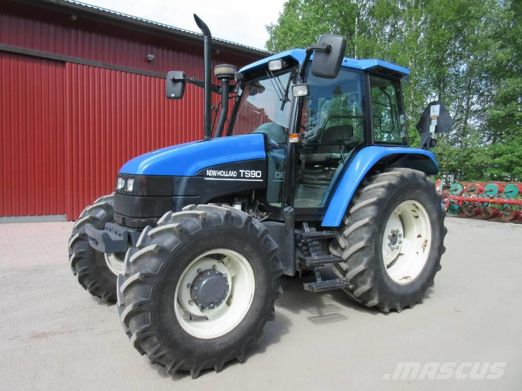 New Holland TS90 DC