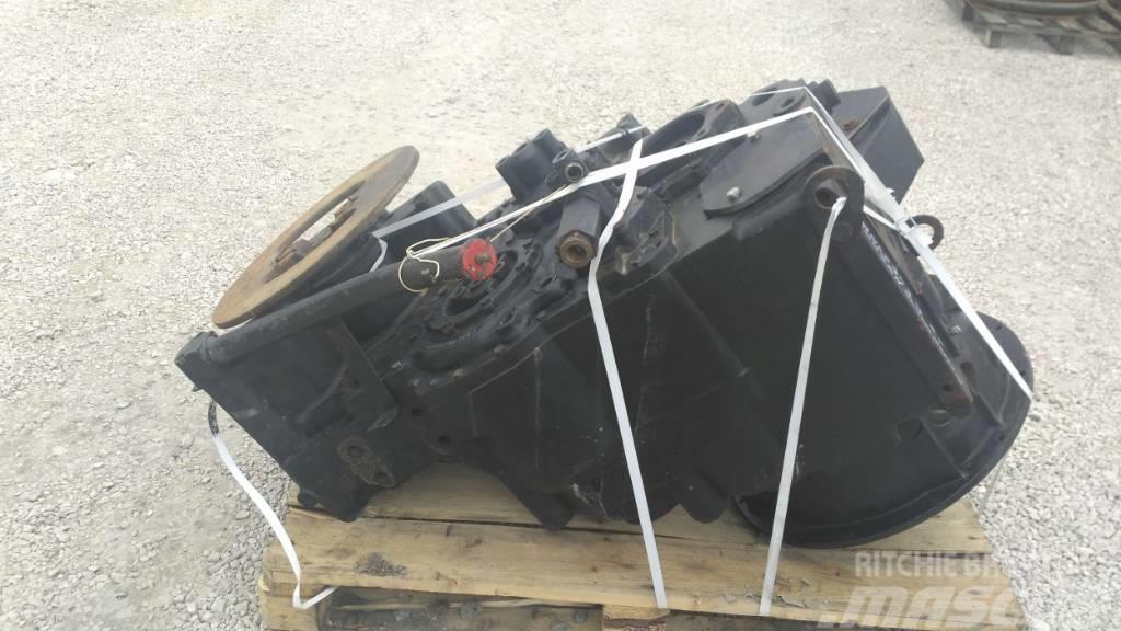 ZF 4WG-260 DOOSAN DL400, DL420 Gearbox Getriebe