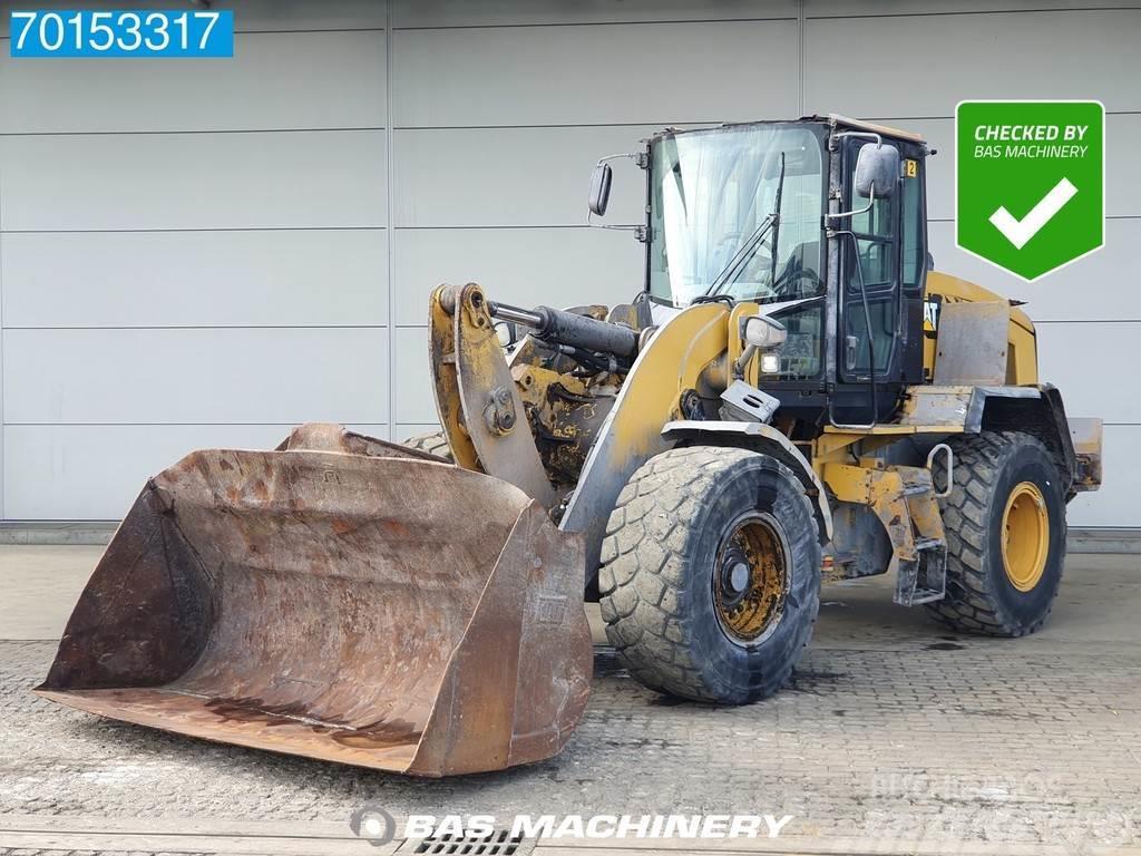 Caterpillar 938K GERMAN DEALER MACHINE
