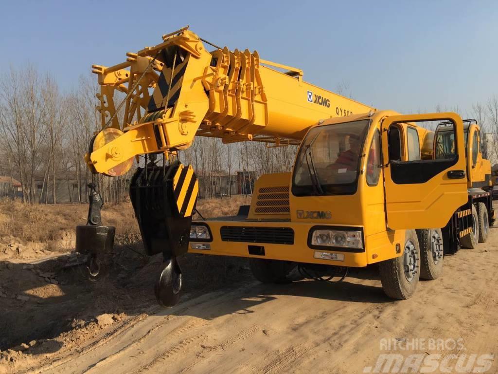 XCMG QY50B 50ton
