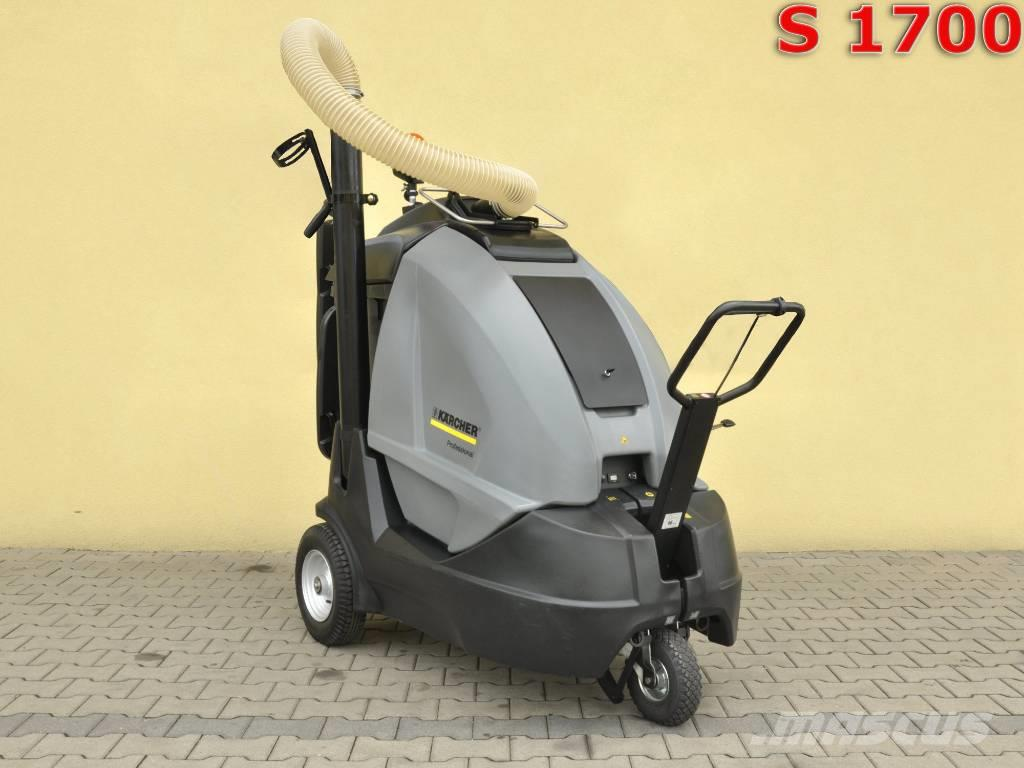 [Other] Vacuum cleaner KARCHER IC 15/240 W