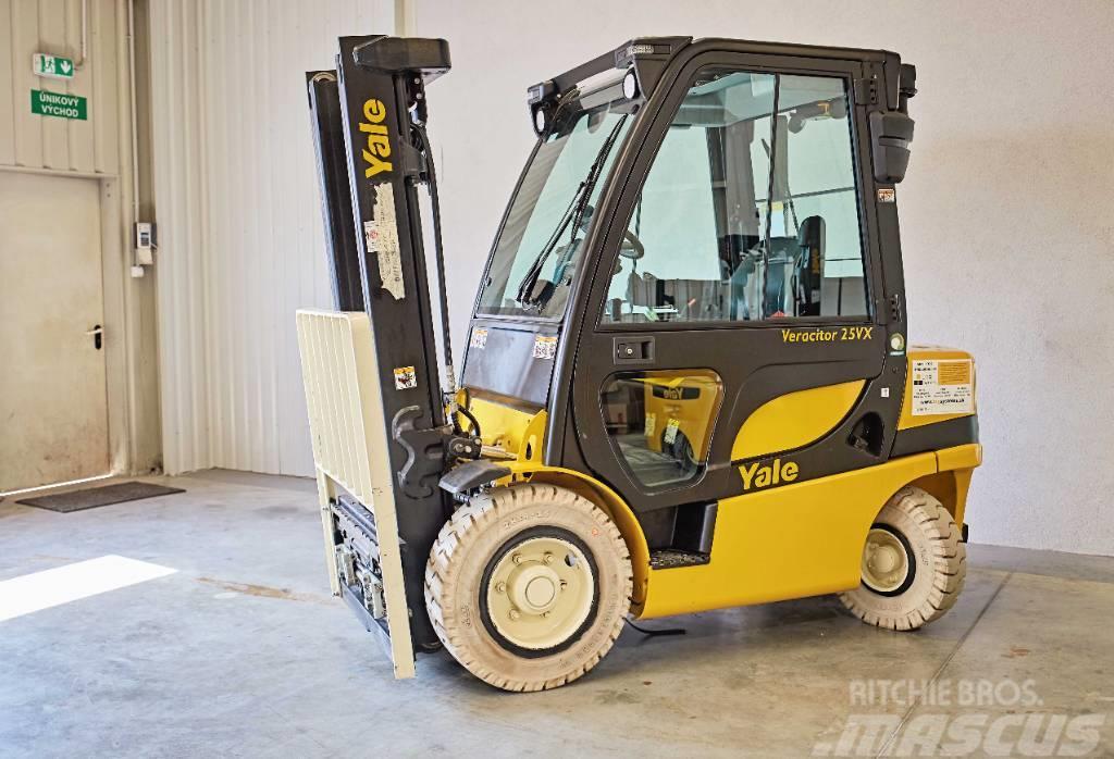Yale GDP25VX V2370