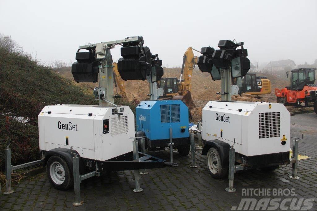 Genset LT 10060 generator agregat