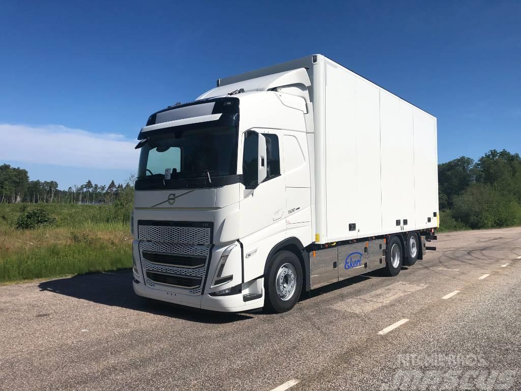 Volvo FH13 500 I-Save