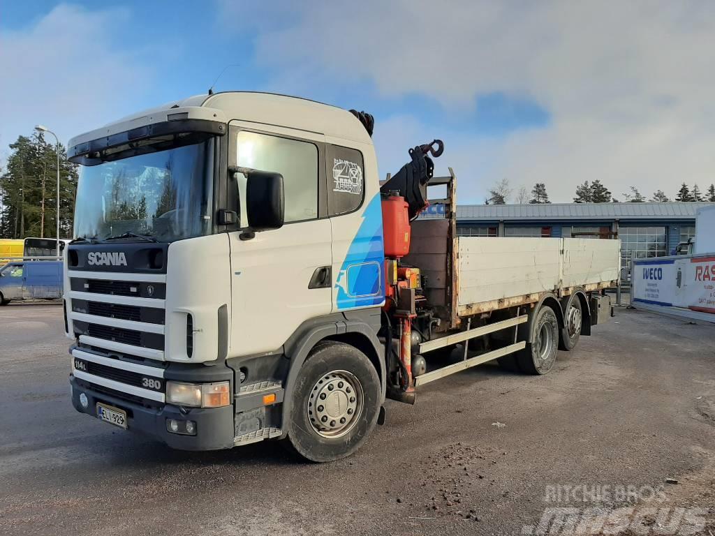 Scania 114 L