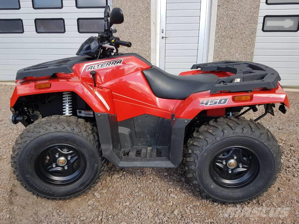 Arctic Cat 450 Alterra (Traktori)