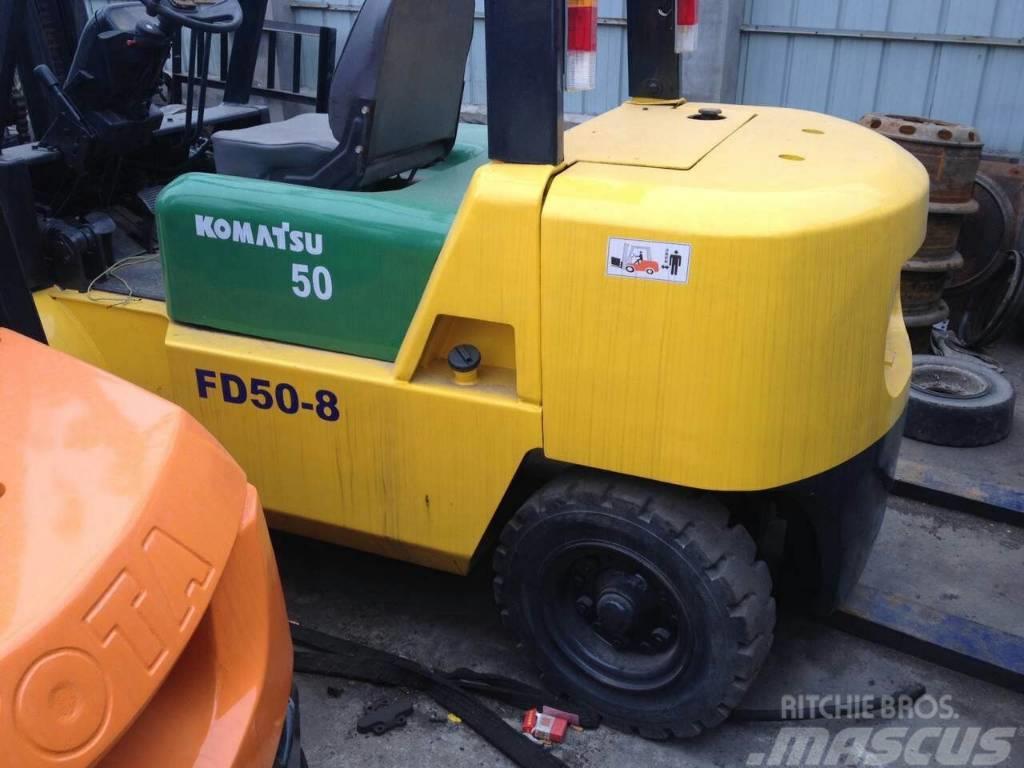 Komatsu FD50