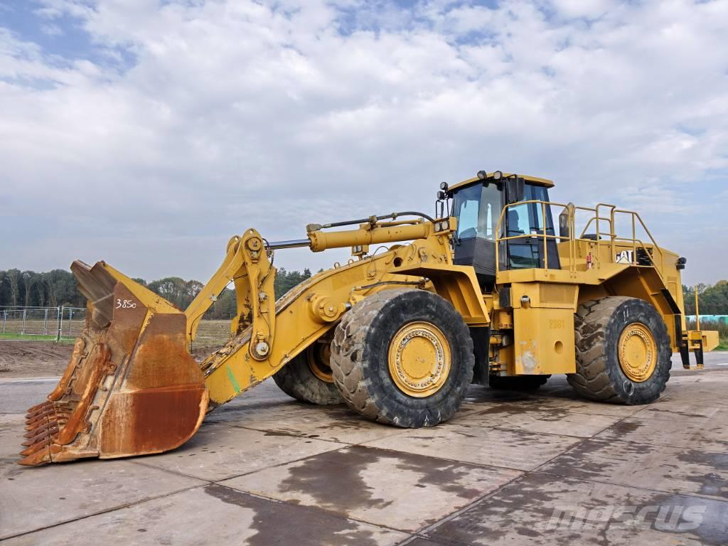 Caterpillar 988H Certified rebuild (CE + EPA)
