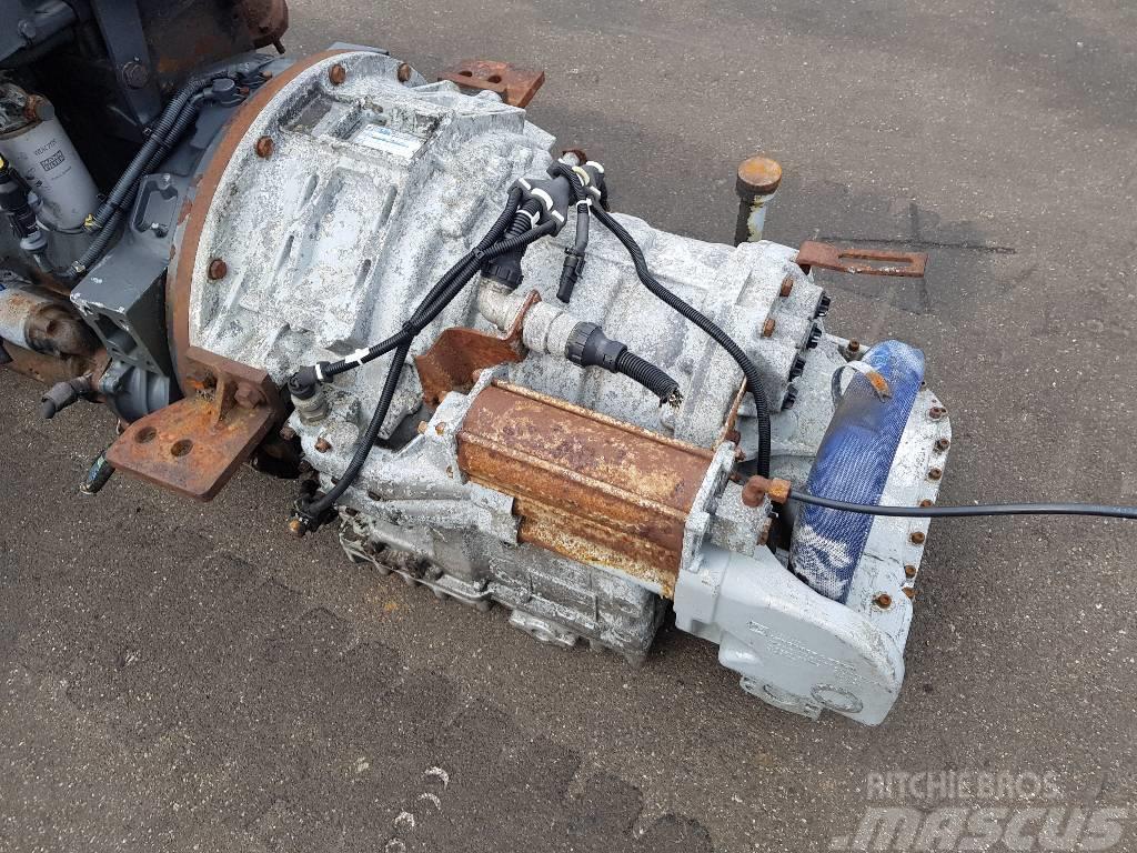 ZF ECOMAT 5HP500