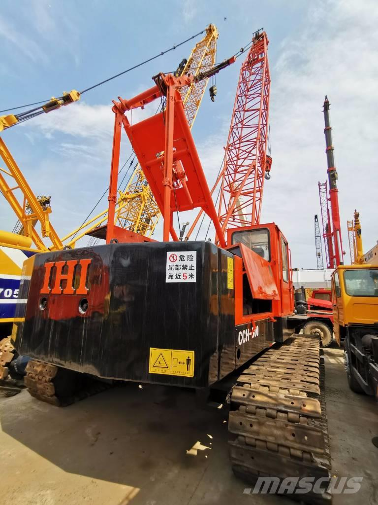 IHI CCH 500  50t  crawler crane