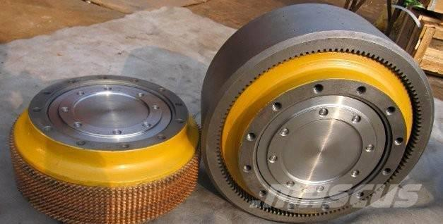 Shantui SD 22 steering clutch ass'y 154-22-10001