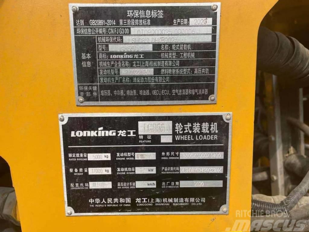 Lonking LG855D