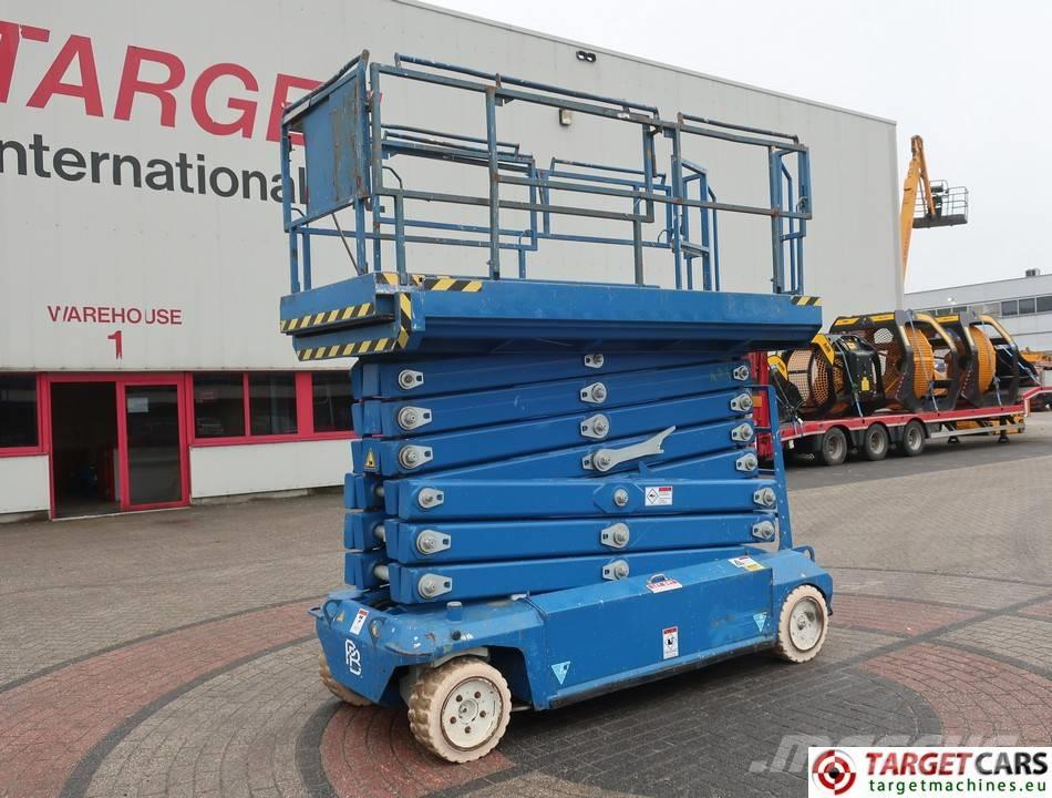 PB Lifttechnik S171-12E Electric Scissor Work Lift 1710cm