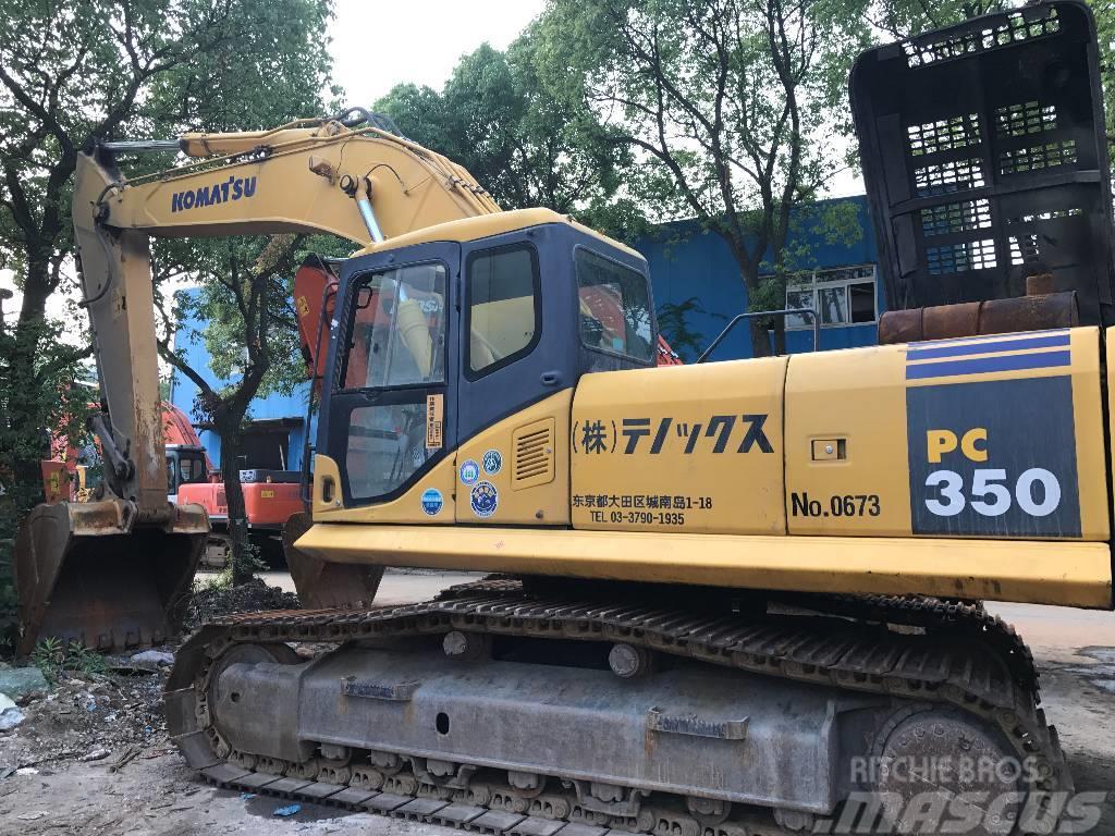 [Other] KONATSU KOMATSU PC350 crawler Excavator