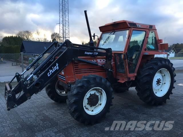 Fiat New Holland 100-90 DT