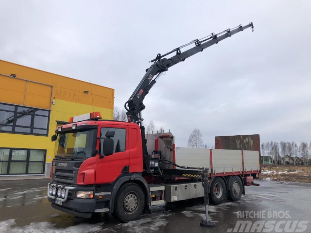 Scania P 320