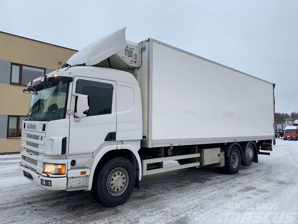 Scania P114 340 6x2+FULL AIR