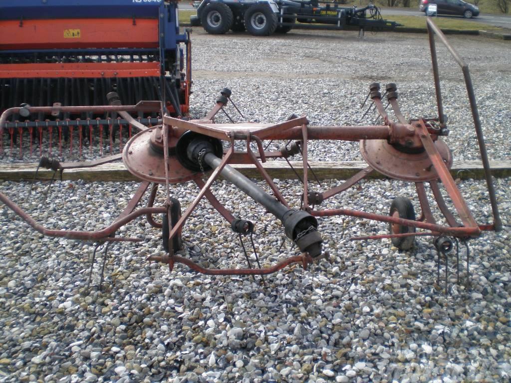 Kuhn GP 22 NP 2 rotoret høvender