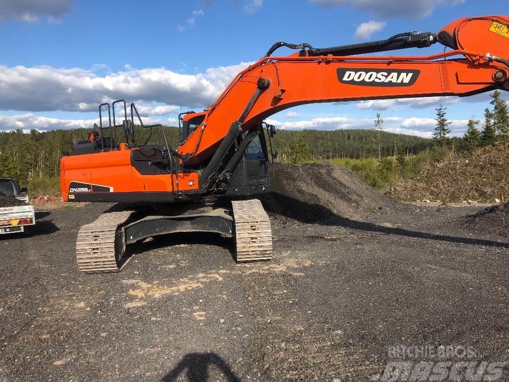 Doosan DX 255 LC-5