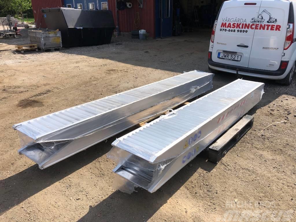 Metalmec Ramper aluminium M150/30