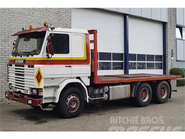 Scania 143 E 450
