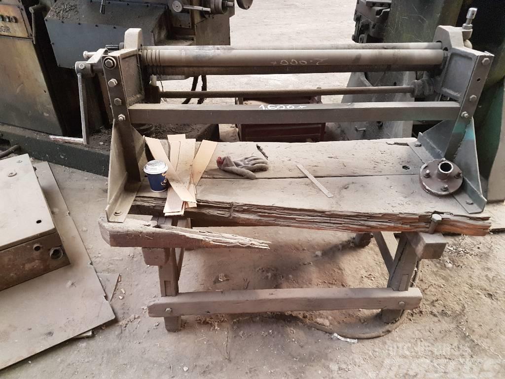 [Other] Masina de roluit tabla Manual