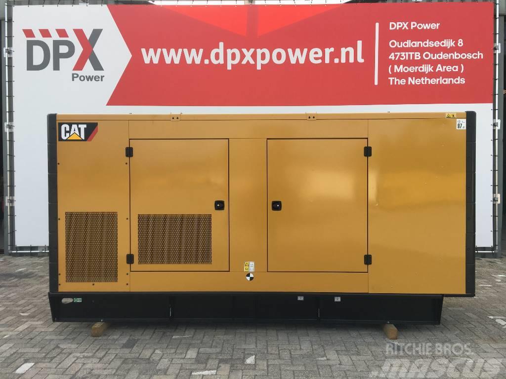Caterpillar DE330E0 - C9 - 330 kVA Generator - DPX-18022