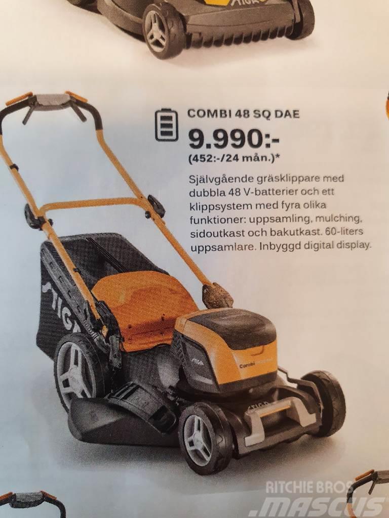 Stiga COMBI 48SQE DAE