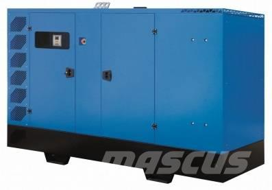 CGM e130F - 143 Kva Iveco Stage IIIA / CCR2 generator