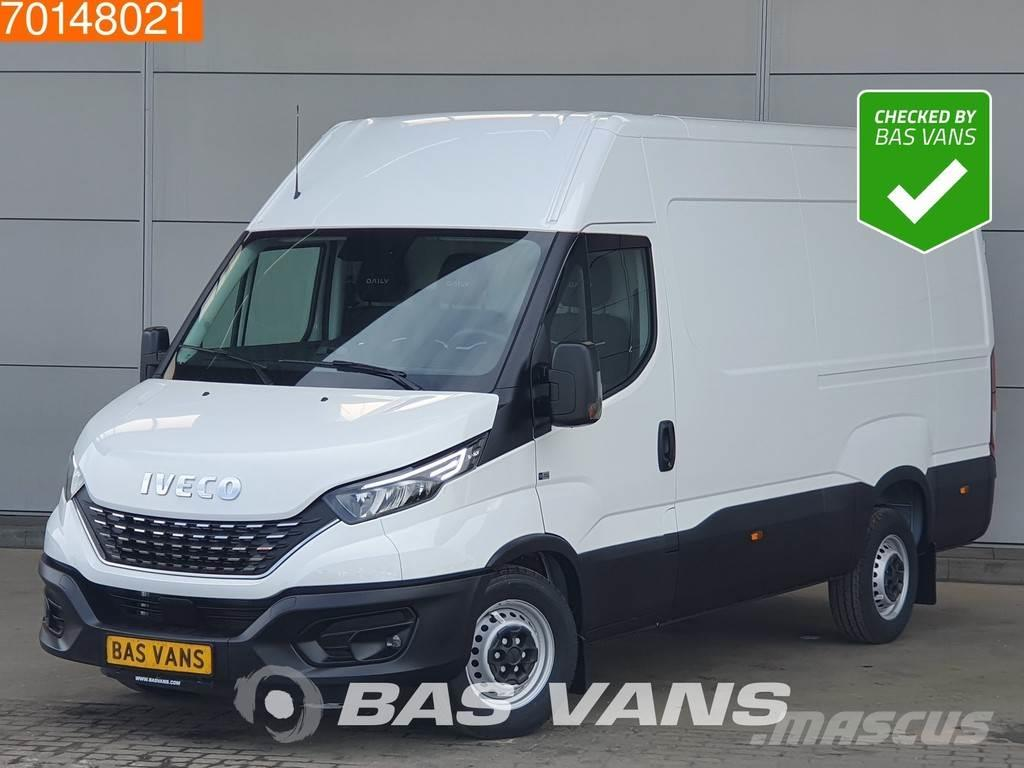Iveco Daily 35S18 180pk L2H2 Automaat Airco LED Cruise L