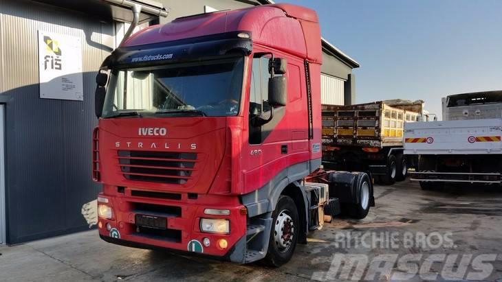 Iveco Stralis S48 - 480HP