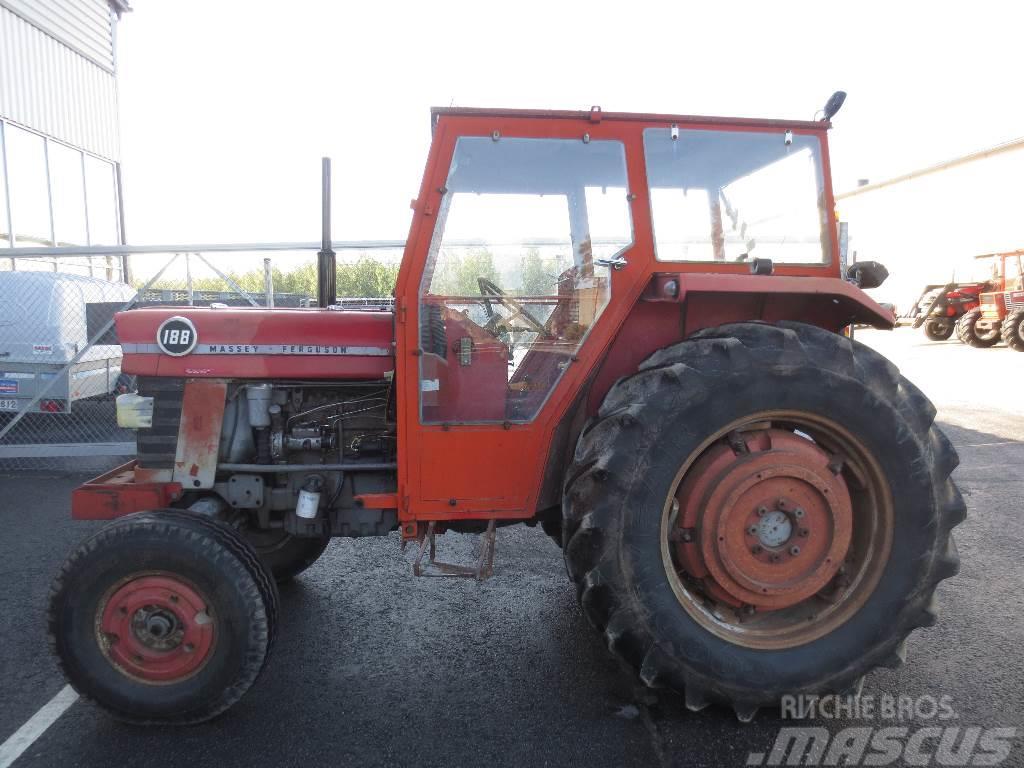 Massey Ferguson 188 multipower