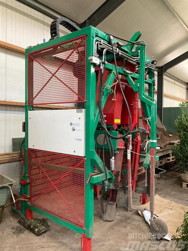 Ezendam Globus ASTM Automatische Steekmachine