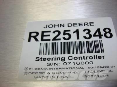 John Deere Steering Controller NOWY! RE251348 / PG200305