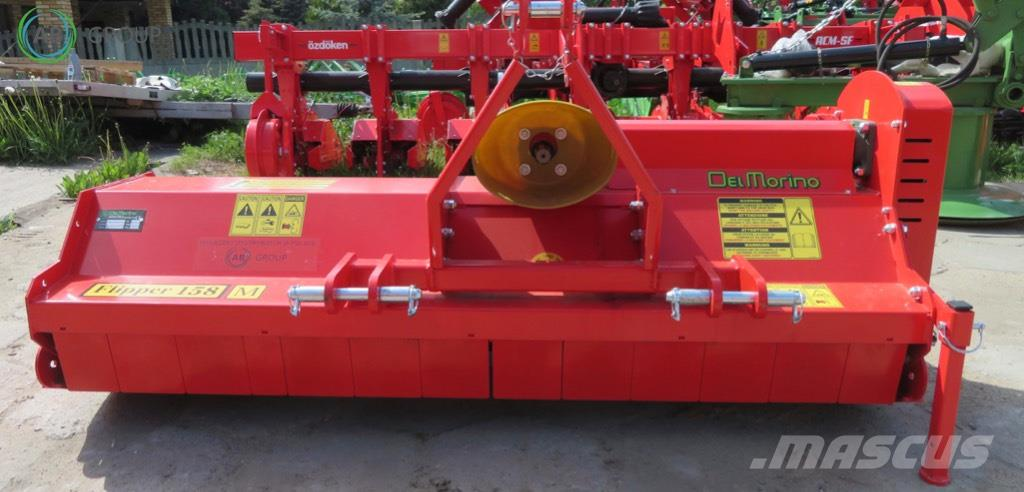 Delmorino SPECIAL OFFER Flail mower 1,58 m/Мульчер