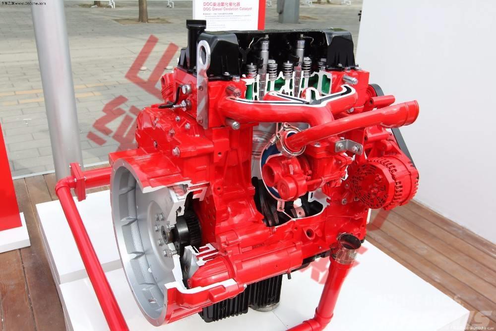 Cummins ISF3.8s3168 engine assy