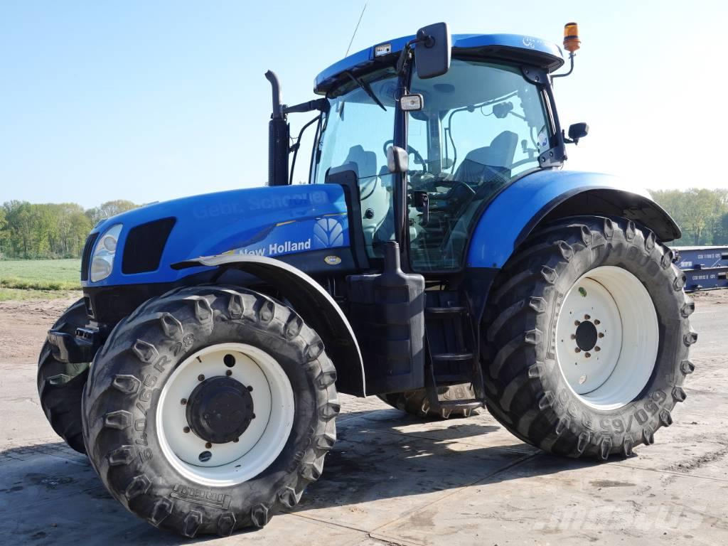 New Holland T6080 - Excellent Working Condition
