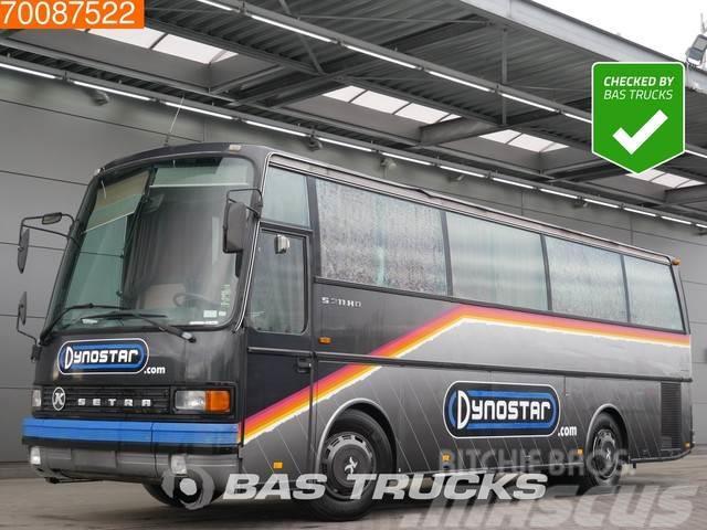 Setra Kassbohrer S211HD 4X2 Wohnmobil Camper