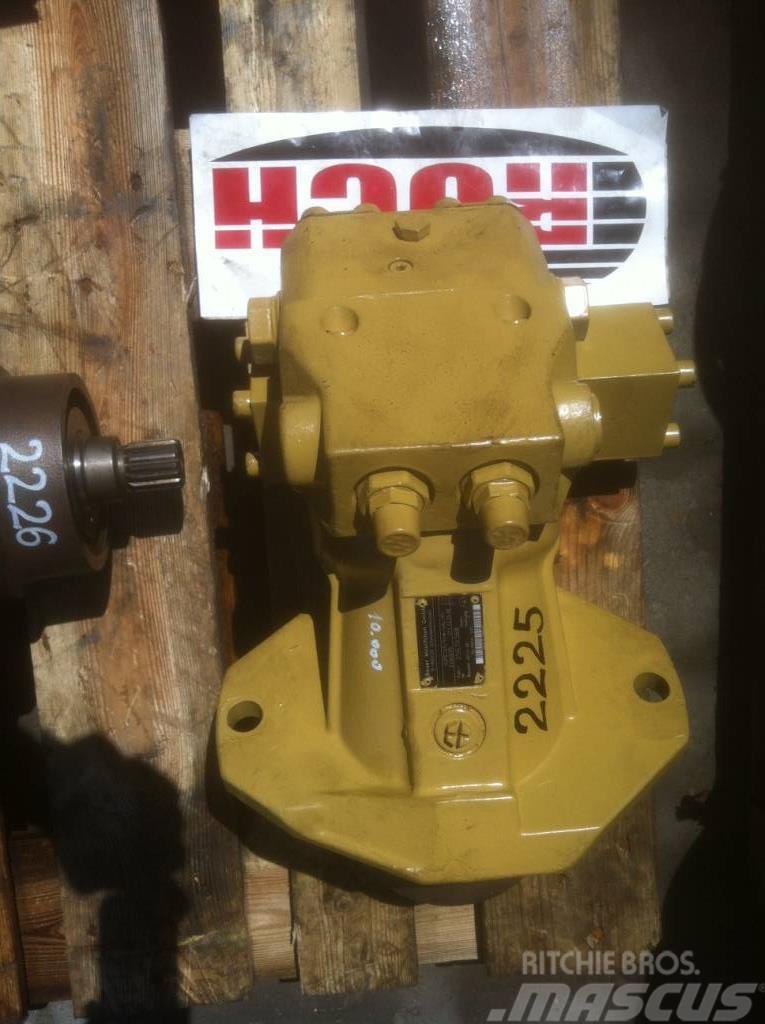 Bonfiglioli Rexroth Silnik Motor BAUER MASCHINEN  A2FE 125/61
