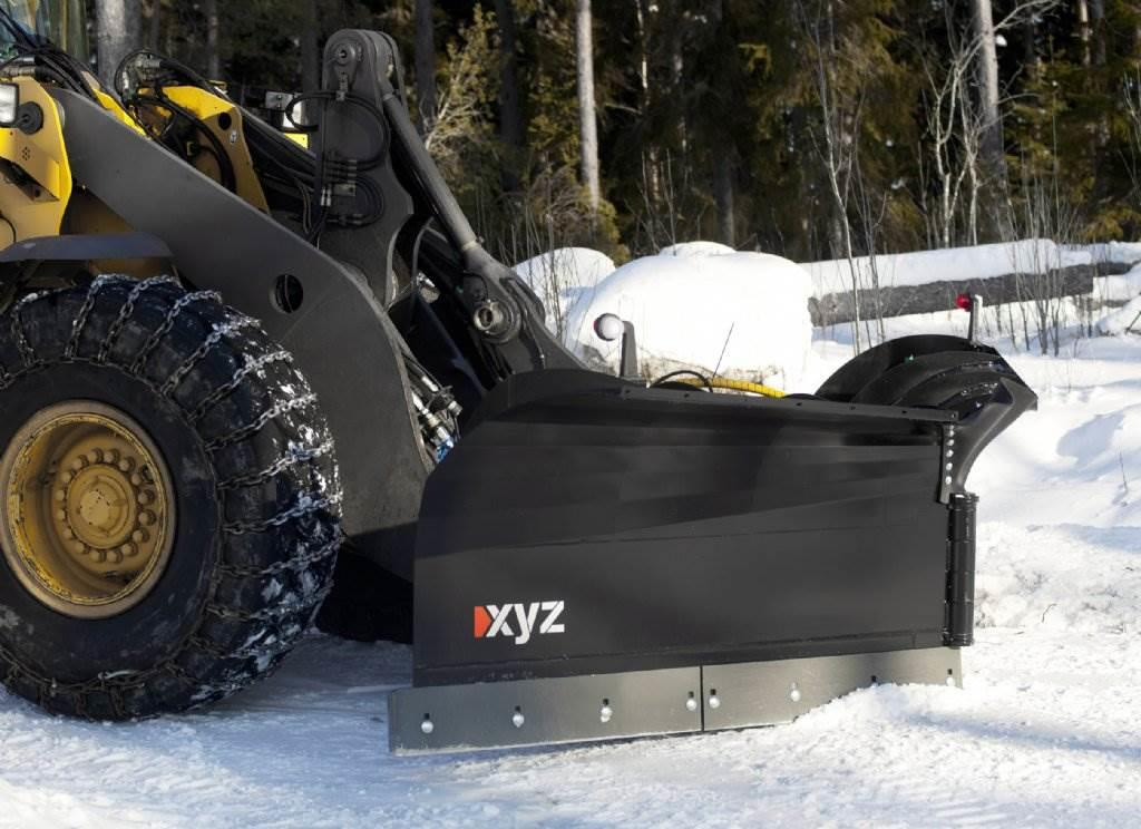 XYZ Premium Vikplog 3,2m