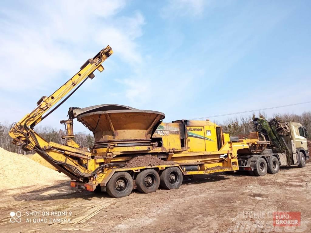 Vermeer TG5000