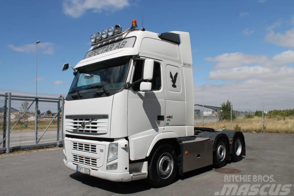 Volvo FH 6*2 EVV