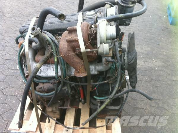 Iveco Motor Daily 8140.21 / 814021