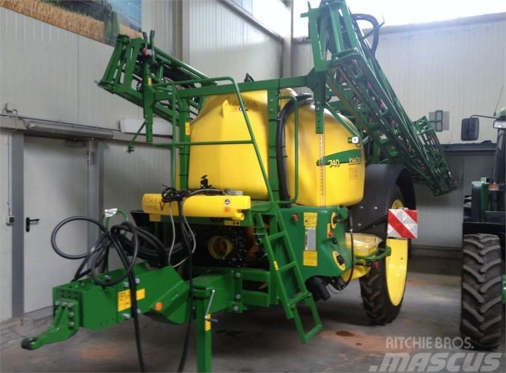 John Deere 740 4000 liter 27m neu!