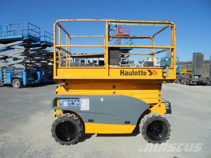Haulotte Compact 12DX 4x4 diesel 12.15m